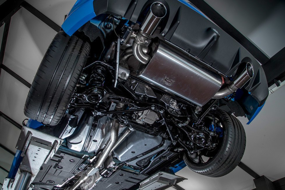 Exhaust System 2016 Ford Focus Rs About The Car