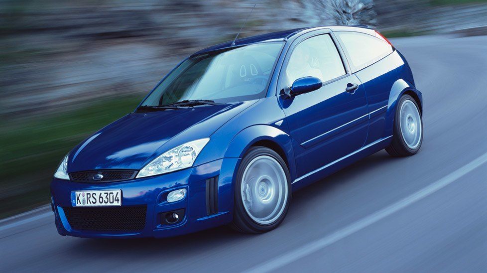History Of The Ford Rs Mk3 Focus Rs Club