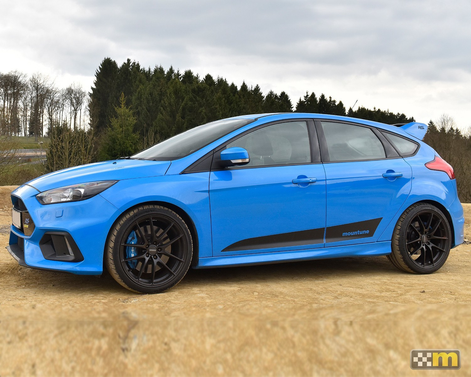 Mountune Phase 1 Upgrades Miountune Mk3 Focus Rs Upgrades