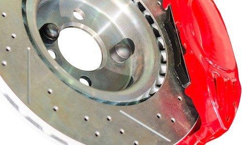 Focus RS Brake Upgrades