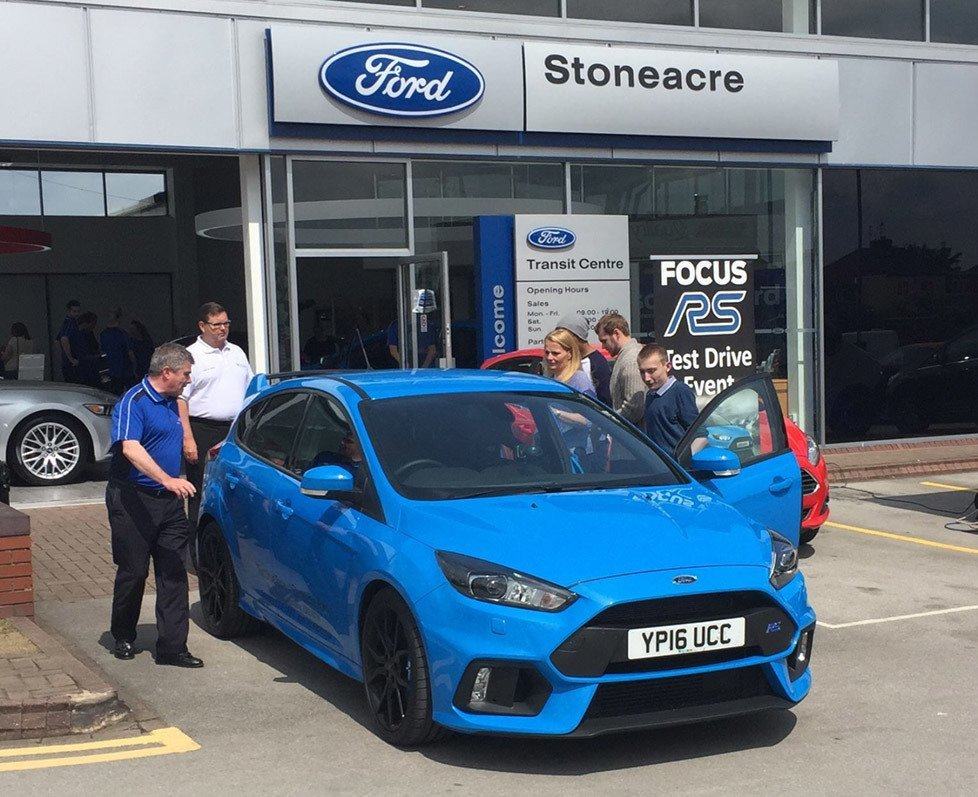Stoneacre focus rs weekend mk3 focus rs club for Stone acre