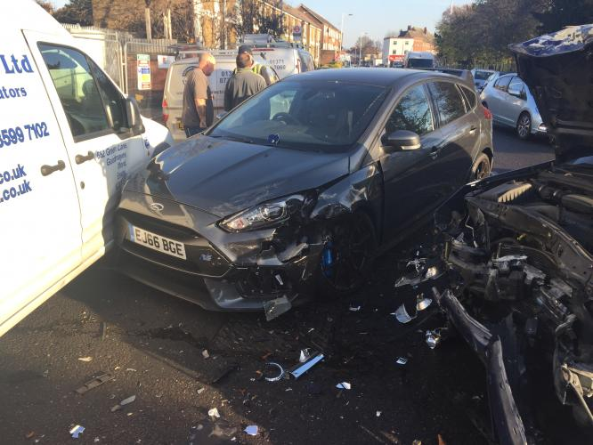 Car Accident Uninsured Driver Not At Fault Uk