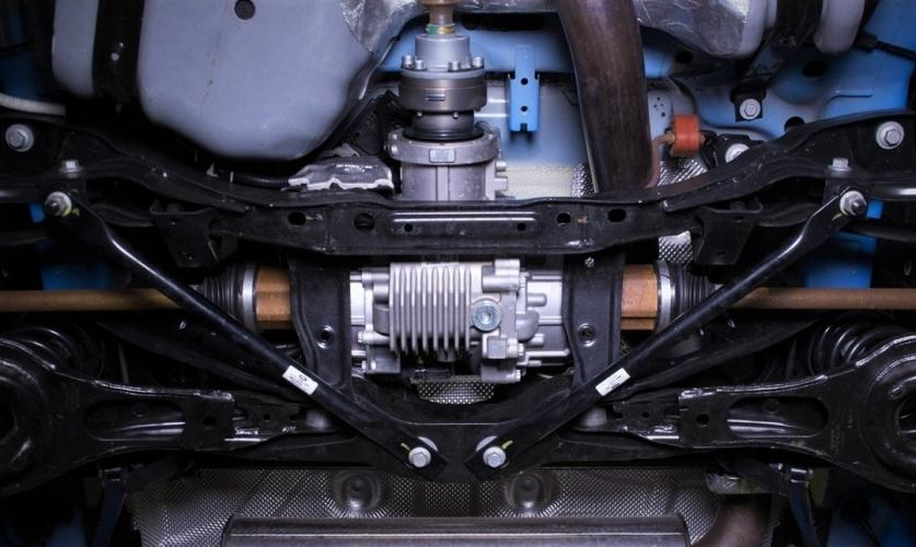 Rear Differential Cooler : Mishimoto rear differential cooler r d mk focus rs club