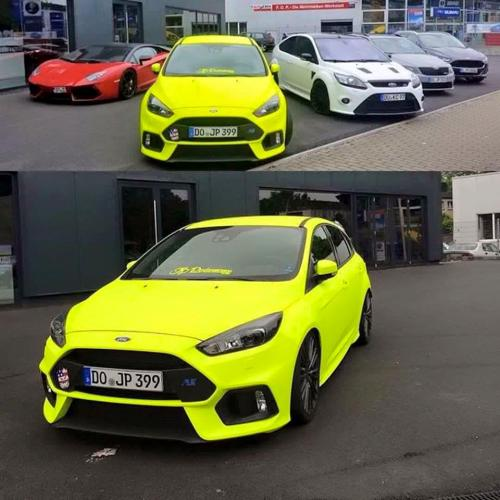 fluorescent rs mk3 focus rs club. Black Bedroom Furniture Sets. Home Design Ideas