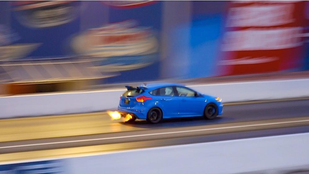 Mountune Sets Focus Rs Quarter Mile Record With Mid 11 Second Pass